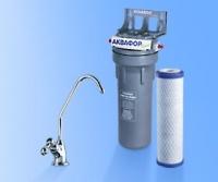 1-,2-,3- колбовые системы очистки воды
