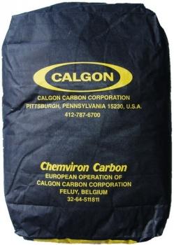 Активированный кокосовый уголь, отмытый ECOSOFT 607C 1440, мешок 25 кг (цена за 1 кг)