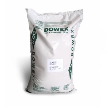 Ионообменная смола ( анионит высокоосновный )Dow DOWEX SBR-P (Cl),мешок 25 л