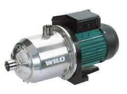 Нормальновсасывающий, горизонтальный насос MP Multi Press 303