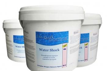 Химия для бассейнов Aqua DOCTOR О2 - 5кг