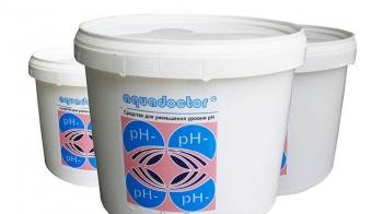 Aqua DOCTOR PH- 25кг Химия для бассейнов
