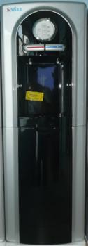 SMixx95B silver напольный, электронное охлаждение, со шкафчиком