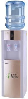 ECOTRONIC H1-L white-gold компрессорное охлаждение напольный