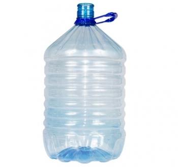 Бутыль 19 литров ПЭТ