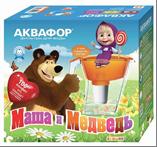 """Аквафор Арт - Акция """"Маша и Медведь"""""""