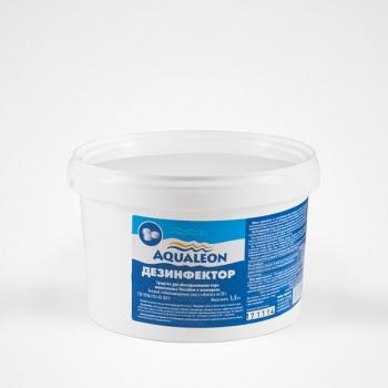 Дезинфектор БСХ (быстрый стаб. хлор) в таблетках по 20г-1,5 кг