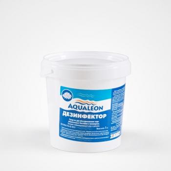Дезинфектор БСХ (быстрый стаб. хлор) в гранулах 1 кг