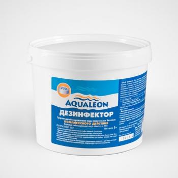 Дезинфектор МСХ КД (медленный стабилизирующий хлор комплексного действия) в таблетках по 200г-5 кг