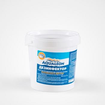 Дезинфектор МСХ КД (медленный стабилизирующий хлор комплексного действия) в таблетках по 200г-1 кг