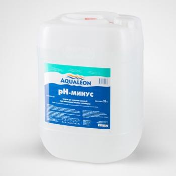 Средство для понижения pН жидкое 28 кг