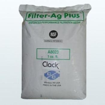 Filter-Ag - гранулированый силикат алюминия, мешок 11,34 кг(28 л)  (цена - за 1 кг)