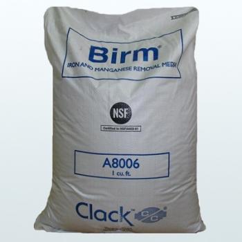 Birm - фильтрующая загрузка для удаления из воды железа и/или марганца, мешок 28,3 литра (цена за 1 л)