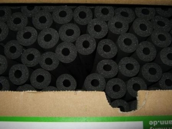 Трубная изоляция из вспененного синтетического каучука