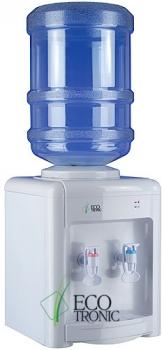 Кулер для воды Ecotronic H2-TN  настольный, без охлаждения