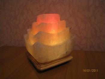 """Соляной светильник """"Пагода"""" 4-5 кг   Соляной светильник """"Пагода"""" 5-6 кг"""